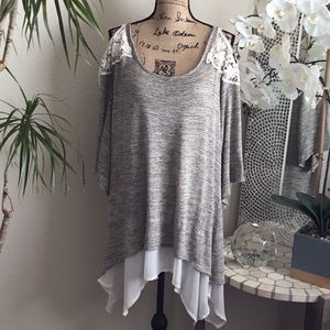 Live and Let Live Blouse